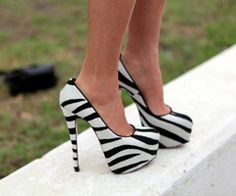 These shoes! hahahha...with a little pink bow one the back please