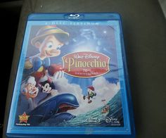 Pinocchio (Blu-ray/DVD, 2009, 3-Disc Set, 70th Anniversary Platinum Edition) in DVDs & Movies, DVDs & Blu-ray Discs | eBay