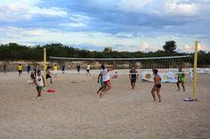 Prefeitura de Boa Vista, modalidades esportivas são atrações em praias e praças da cidade durante Jogos de Verão #pmbv #boavista #prefeituraboavista #roraima #jogosdeverao