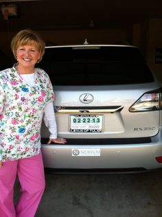 Congrats on earning your Lexus with #Nerium, Lisa!
