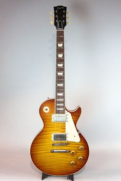 """GIBSON CUSTOM SHOP[ギブソンカスタムショップ] Historic Collection 1959 Les Paul Standard Reissue """"Hand Selected"""" VOS Iced Tea 2014