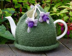 Fuchsia Tea Cosy £18.00