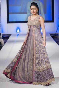 Shazia Kiyani Pakistan Fashion Extravaganza Collection - That dress tho Pakistani Wedding Dresses, Pakistani Bridal, Pakistani Outfits, Indian Dresses, Bridal Dresses, Indian Bridal, Red Lehenga, Anarkali, Lehenga Choli
