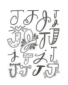 Doodle J