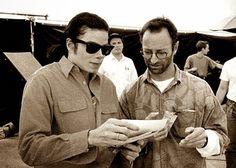 Cartas a Michael: Raras fotos de backstage
