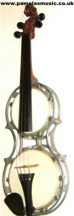 Frankenfiddle!  wow?!!!