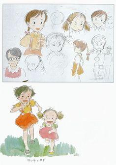 Hayao Miyazaki, Studio Ghibli, My Neighbor Totoro, The Art of My Neighbor…