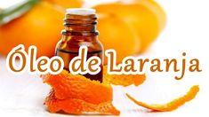 óleo de laranja! (Óleo essencial)
