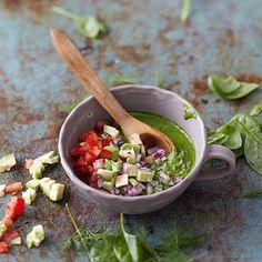 Spinatsalsa Rezept | Küchengötter