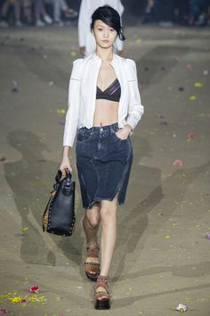 3.1 Phillip Lim Spring 2017 Ready-to-Wear Fashion Show - Wangy Xinyu