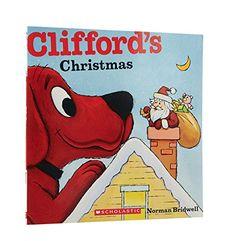 Clifford's Christmas by Norman Bridwell http://www.amazon.com/dp/054521596X/ref=cm_sw_r_pi_dp_gLAiwb1WA9760