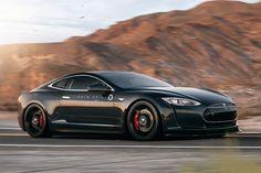 Tesla Model S coupe concept  https://www.instagram.com/p/BKPAnQQhJs0/