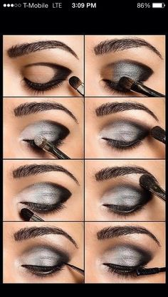Metal Gray Smoked Eye