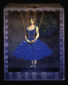 Joseph Cornell - Puppet on a String
