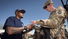 Panthers wide receiver Steve Smith gained perspective and an even greater appreciation for our troops during his trip to Afghanistan: