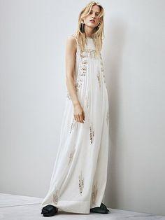 Eco-Friendly Fashion Brands - H&M beaded silk dress | allure.com