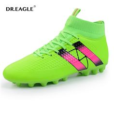 Cheap men football shoes, Buy Quality football shoes directly from China football  shoes with ankle Suppliers: DR.EAGLE original Superfly football boots man  ...