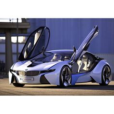 BMW Dynamics Super Car, one of the seven Rolls Royce Motor Cars, Ford Mustang, Colani Design, Hybrid Bikes, Mercedes Slr, Buy Bmw, Slr Mclaren, Bmw Concept, Munich