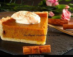 Ricotta, Delicious Desserts, Dessert Recipes, Confort Food, Sweet Life, Cornbread, Red Velvet, Food And Drink, Pumpkin