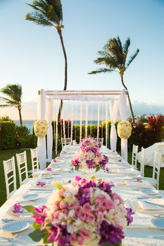 Classic Destination Wedding in Maui