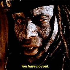 You have no soul - Papa Legba | American Horror Story | Season 3 | Coven