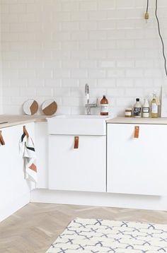 A White Kitchen