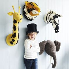 ff8a047500a5  Dossier DIY  15 trophées d animaux à réaliser by Moma Trophée Animaux,