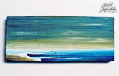 Here are a few new oil seascapes painted on driftwood found along the coast of South Africa. Seascape Paintings, Driftwood, Blog, Coast, Africa, Water, Outdoor, Vintage, Loom