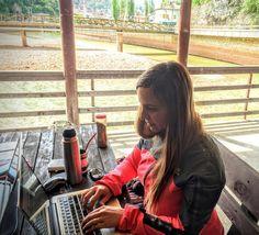 Hoy esta es mi oficina en #Sarajevo. #Bosnia / This is my office for today!   Camara: #iphone6  País: #Bosnia   TAGS   #periodistasviajeros #travel #instatravel #instagood #instadaily #amazing  #picoftheday #instapic #photooftheday #travelling  #igtravel #travelgram #travelblog #travelblogger #mochileros #comuviajera #eurotrip #viajar  #wunderlust #dreams #sueños #bosna #freelance #office #homeoffice by periodistasviajeros