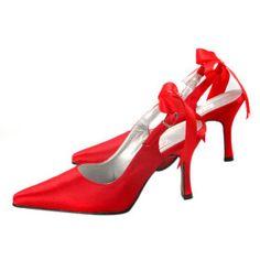 High Quality  Upper High Heel Slingbacks Wedding Bridal Shoes  MZ42