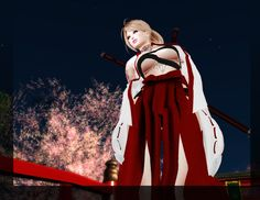 https://flic.kr/p/T2yrTk | [Ay] SakareMiko for MaitreyaLalabeta | Re:Japonica TP: maps.secondlife.com/secondlife/BAROQUED/128/153/23 Mar 18-Aplir 9 wear : [Ay] SakareMiko for MaitreyaLala beta (Red) body : Maitreya Lala ※ 胸は完全にはだけてますので、下着やPastiesなど着用するとどこでもokです。  わたしは、同じ[Ay]さんの[Ay] HODOKE_Sarashi_ShortLeft_Black を着用しています。 詳細はBlogからどうぞ・・・ kyokajun.wixsite.com/mysite-1