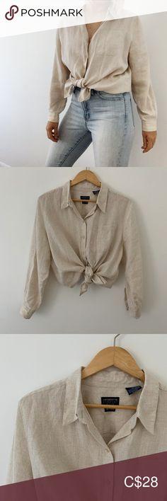 I just added this listing on Poshmark: Vintage irish linen flax long-sleeved blouse. Minimal Wardrobe, Plus Fashion, Fashion Tips, Fashion Trends, Colorful Shirts, Irish, Button Down Shirt, Colour, Sport