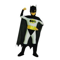Halloween Costume for Kids Bat Hero Cosplay Masquerade Party Role Play Boy…
