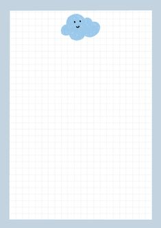 Grid paper - Google ไดรฟ์ Printable Scrapbook Paper, Printable Paper, Memo Notepad, Note Doodles, Cute Notes, Cute Patterns Wallpaper, Journal Stickers, Note Paper, Writing Paper