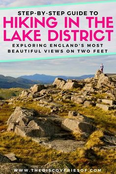 The Lake District is one of the most beautiful regions in England. Your guide to walks and hikes through this stunning national park, crammed with things to do while you explore the British countryside. Climb mountains, have adventures. Read more. Hiking Europe, Europe Travel Tips, European Travel, Travel Guides, Travel Destinations, Travel Abroad, Travel Hacks, British Countryside, Hiking Tips