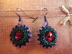 Joy Jewelery, Crochet Earrings, Joy, Drop Earrings, Jewlery, Jewels, Jewerly, Schmuck, Glee