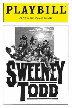 Sweeney Todd Broadway @ Circle in the Square Theatre - Tickets and Discounts | Playbill