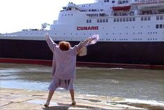 Hyacinth misses the boat, Keeping Up Appearances British Tv Comedies, British Comedy, 70s Tv Shows, Old Shows, Hyacinth Bouquet, Funny Sitcoms, English Comedy, Are You Being Served, The Originals Show
