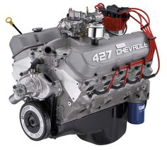 Chevy Anniversary Edition 427 #SouthwestEngines