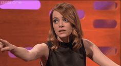 Emma Stone Was Tricked Into Thinking She Was About To Meet The Spice Girls And Her Reaction Was Adorable - the video is soooo funny! i loved her and andrew's reactions