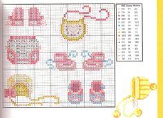 For children ... cross stitch (p. 81) | Learn Crafts is facilisimo.com