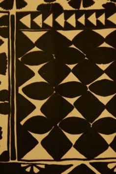 tribal pattern - luli sanchez