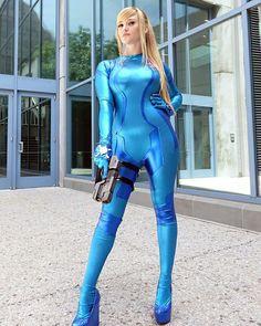 Samus.... Niiiiiiiice  #cosplay #costume #samus #metroid #gorgeous #beautiful #sexy #stunning #photography #model