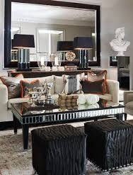 LUXE Interiors, Furniture Beautiful Home Decor Enjoy Be Inspired More Beautiful Hollywood Interior Design Inspirations Luxury Home Decor, Luxury Homes, Luxury Interior, Interior Ideas, Interior Decorating, Decorating Ideas, Luxury Furniture, Furniture Design, Mirrored Furniture