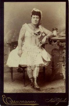nice A História das Damas Tatuadas do século 19   Tinta na Pele...