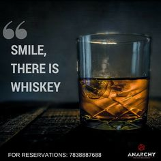 #Whiskey #Anarchy