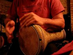 Newest Darbuka Belly Dance Drum Solo