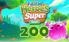 Farm Heroes Super level 80 's goal: Collect 10 Hay and 75 Cropsies in 16 moves. Read our tips, watch our video & beat Farm Heroes Super level 80 . Level 42, Super Video, New Farm, Farm Hero Saga, Episode 5, Like4like, Videos, Fun, Tips