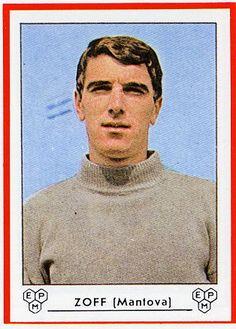 Dino Zoff, AC Mantova (1963–1967)