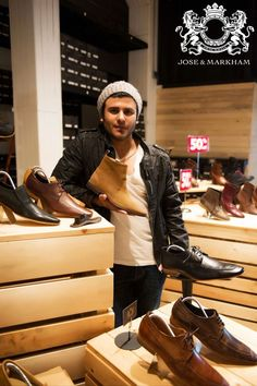 Meet the Founder: Cesar Baez - moved from Mexico to Winnipeg, started Jose & Markham Inc. Czech Beer, New Zealand, Mexico, Meet, Shoes, Fashion, Moda, Zapatos, Shoes Outlet